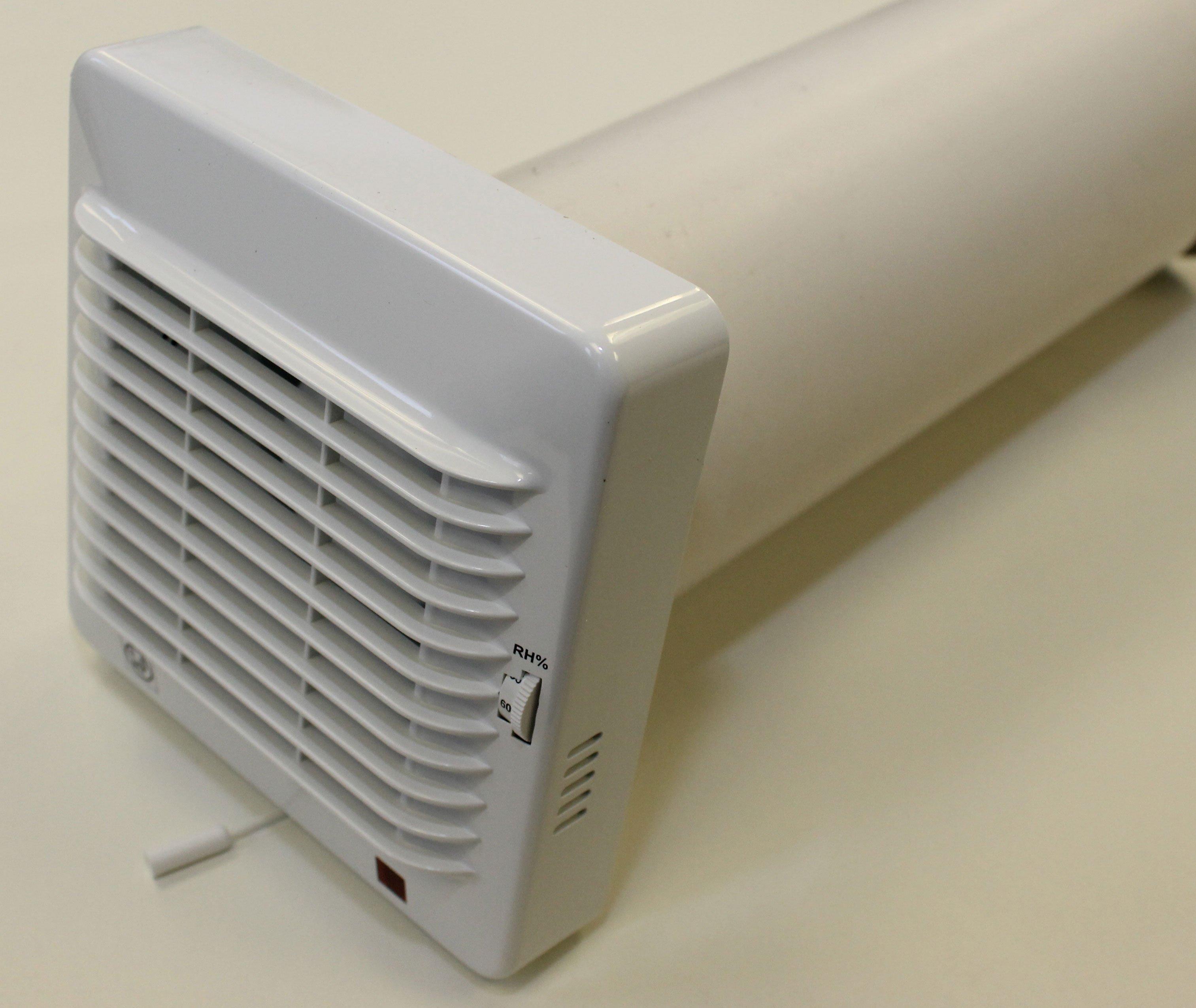 Picture of: Udsugning Og Ventilation I Badevaerelse Ka Electric